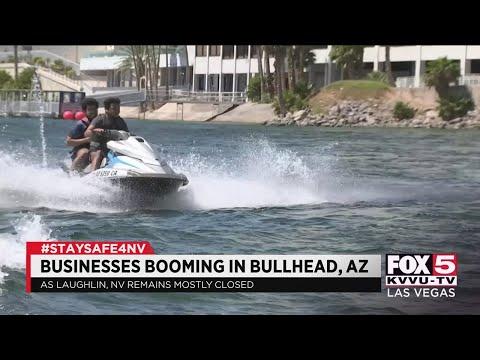 Las Vegas families head for fun in Arizona