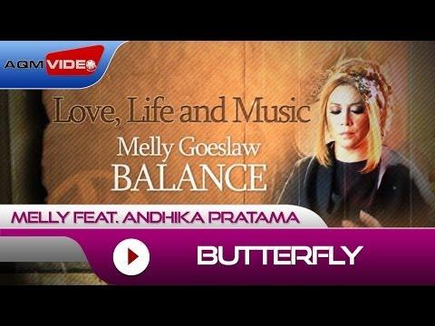 Melly feat. Andhika Pratama - Butterfly   Alb. Balance #LoveLifeMusic