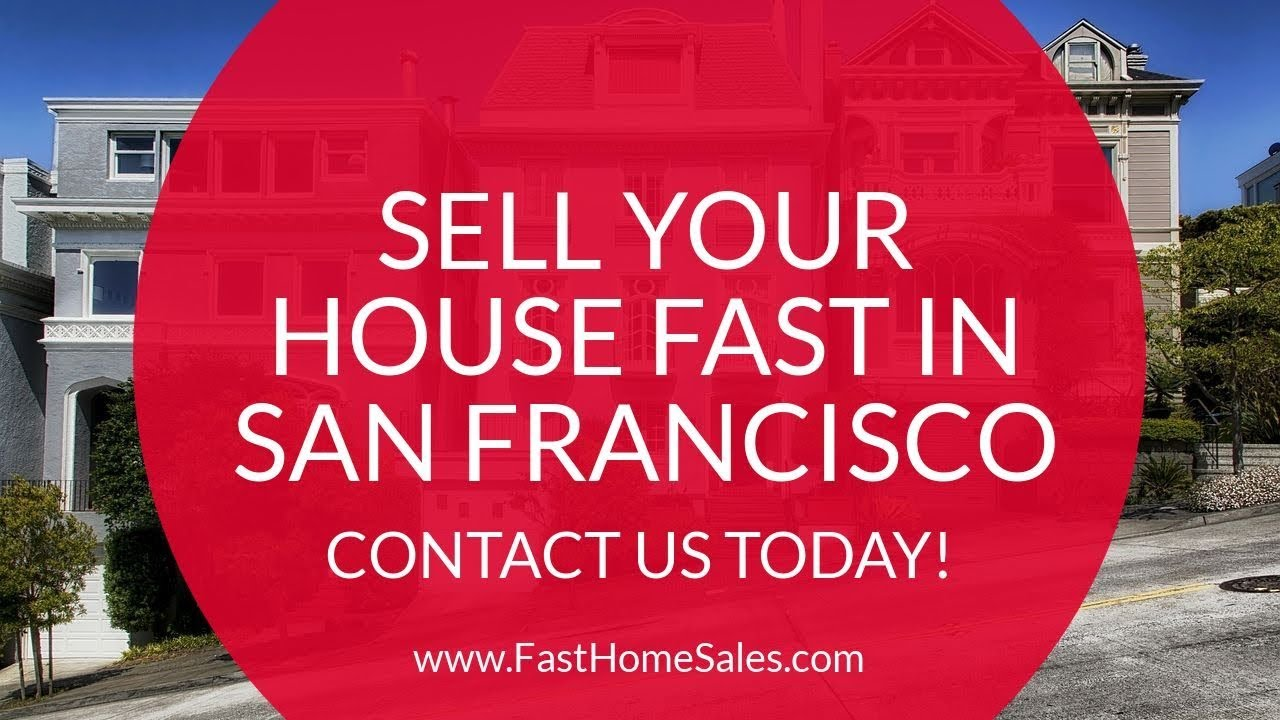 We Buy Houses San Francisco - Call 833-814-7355