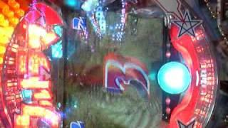 パチンコウルトラマン夏川純の「ハッスルハッスル」押しボタンプレミア 夏川純 動画 28
