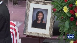 Hundreds attend funeral for NC soldier who died in Ft. Hood incident