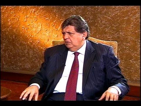 """Alan García: """"No me parece que Bolivia tenga tantas posibilidades como Perú en La Haya"""""""