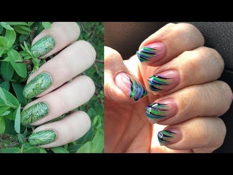 How To Polish Nails At Home Simple Nail Art Tutorial 4