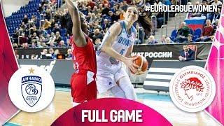 Dynamo Kursk v Olympiacos - Full Game - EuroLeague Women 2019