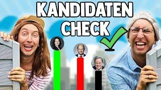 Helga & Marianne - Der Kandidaten Check zur Bundestagswahl!