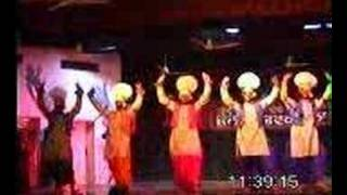 youth festival bhangra dav college at gndu
