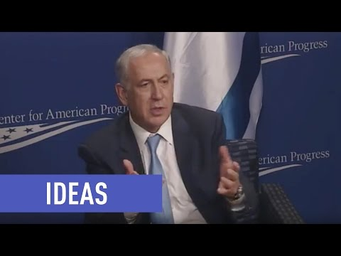 A Conversation with Israeli Prime Minister Benjamin Netanyahu