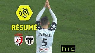 LOSC - Angers SCO (1-2)  - Résumé - (LOSC - SCO) / 2016-17