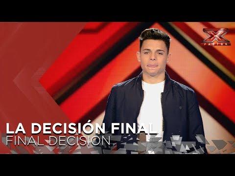 Samuel | Laura Pausini & Carlos Rivera | La Decisión Final | Factor X 2018