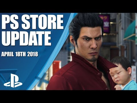 PlayStation Store Highlights - 18th April 2018