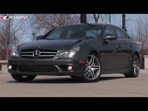 Roadfly.com - 2010 Mercedes-Benz CLS 63 AMG Road Test and Review