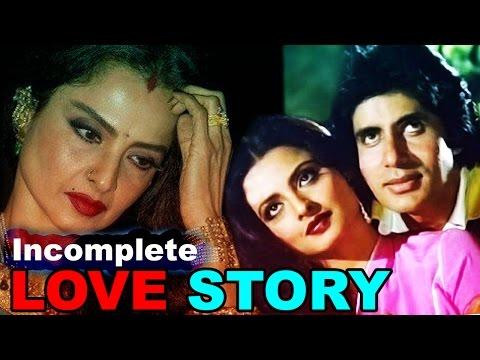 Rekha & Amitabh Bachchan's Affair Revealed In A Biography