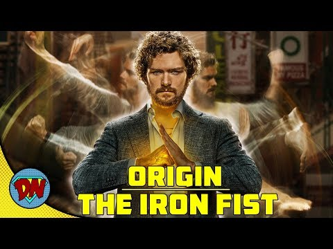 Who is Iron Fist | Marvel Character | Explained in Hindi
