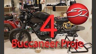Buccaneer Proje | Bölüm 4