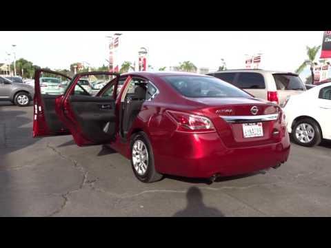 2013 Nissan Altima San Bernardino, Fontana, Riverside, Palm Springs, Inland Empire, CA 34482A