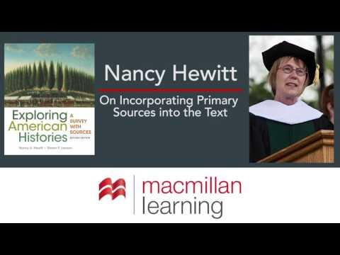 Nancy Hewitt and Steven Lawson on Exploring American Histories