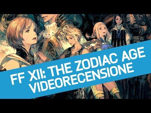 Final Fantasy 12 The Zodiac Age: Recensione del JRPG Square-Enix per PlayStation 4