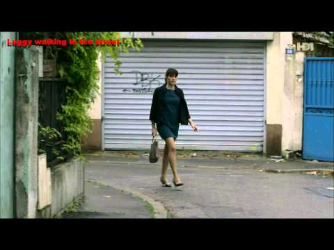 street walk leggy