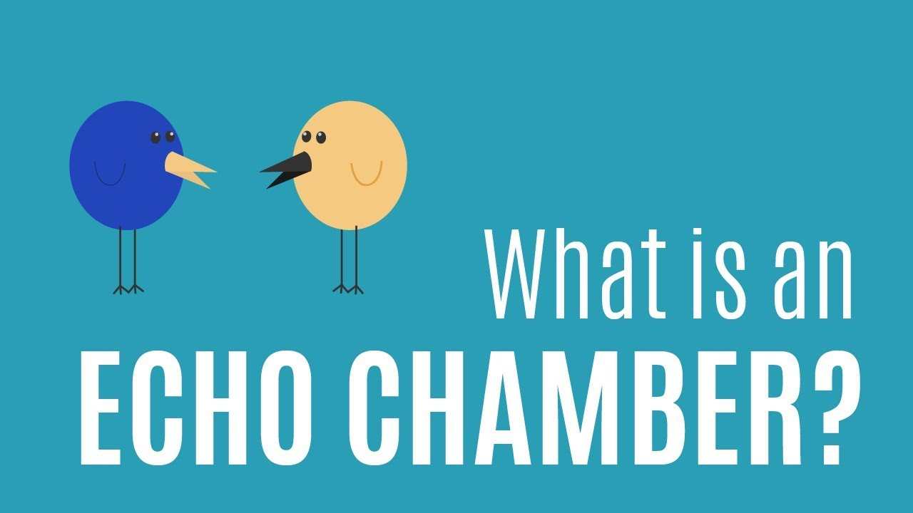 What is an Echo Chamber? - YouTube