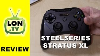 Steelseries Stratus XL Review - iOS Wireless game controller for AppleTV / iPhone / iPad / iPod