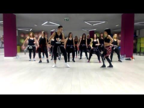 'Prince Royce – Tumbao' – Zumba Fitness choreography by Agata Soszyńska