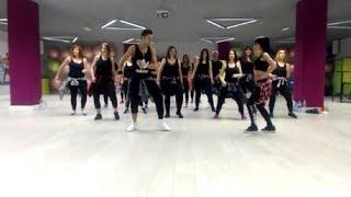'Prince Royce - Tumbao' - Zumba Fitness choreography by Agata Soszyńska