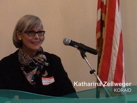 Katharina Zellweger on Humanitarian Aid and Life in North Korea