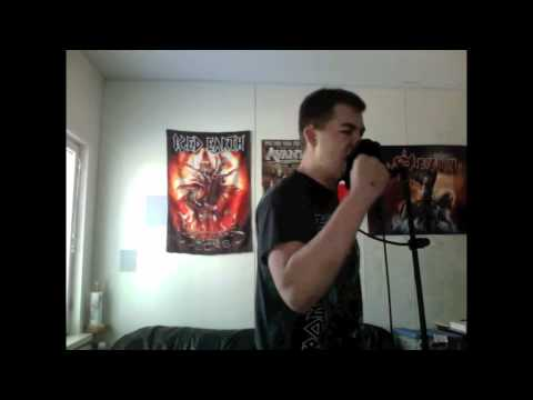Sabaton - Coat Of Arms (Live Vocal Cover)