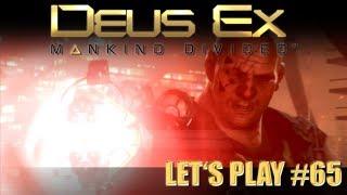 Deus Ex: Mankind Divided 🕶️ LETS PLAY 65 | Marchenkos Endspiel