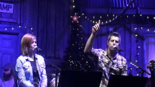 Jeremy Camp & Adie Camp - Mary Did You Know? - Christmas with the Camps in MA 2013