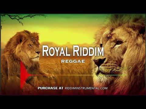 Reggae instrumental - Royal Riddim  - Ri by Asha D