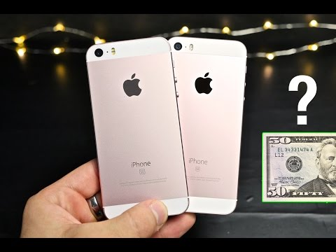 Thumbnail: $50 iPhone SE Clone - How Bad Could It Be?
