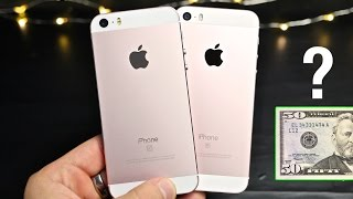 50 iphone se clone how bad could it be