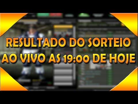 RESULTADO DOS GANHADORES DO SORTEIO DE 10 PINS DE CASH AO VIVO