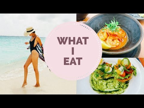 What I Eat In A Day  Vacation Edition   Model, Holistic Nutritionist