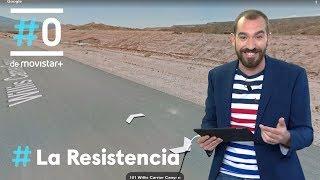 LA RESISTENCIA - Calles: Cáncer y tortilla   #LaResistencia 12.12.2019