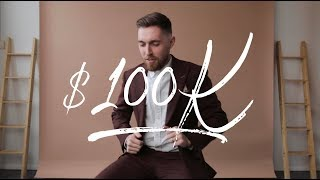 Make $100k a Year as a Wedding Photographer