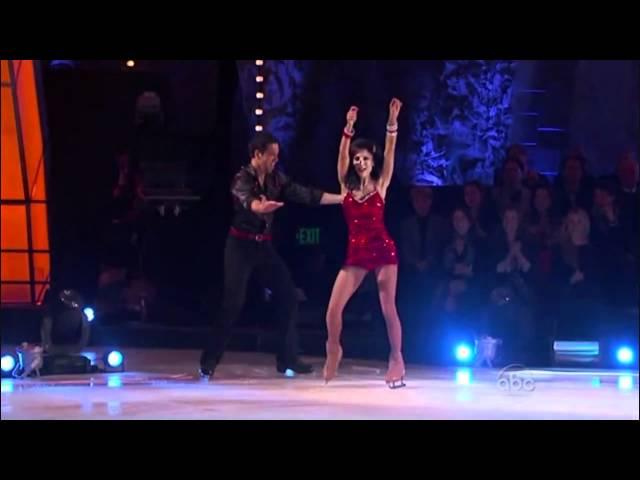 Skating With The Stars - Week 1 - Bethenny Frankel