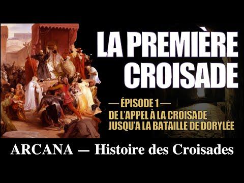 L'appel à la croisade - L'âge des croisades 1/12