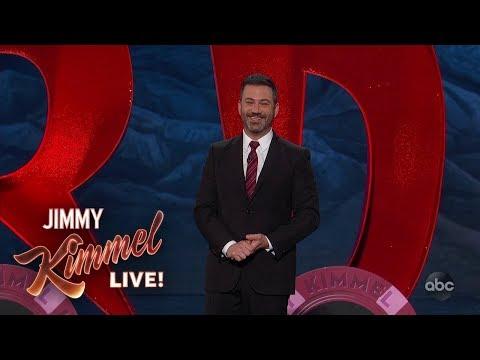 Jimmy Kimmel on Las Vegas, Trump Trouble & Golden Knights