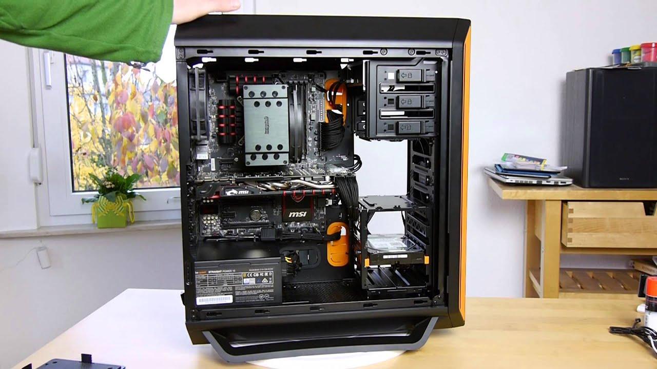 ausgepackt & angefasst: MIFcom Silent PC be quiet! Edition ...