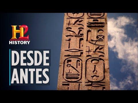 ANICENT IMPOSSIBLE – Los Antiguos Egipcios
