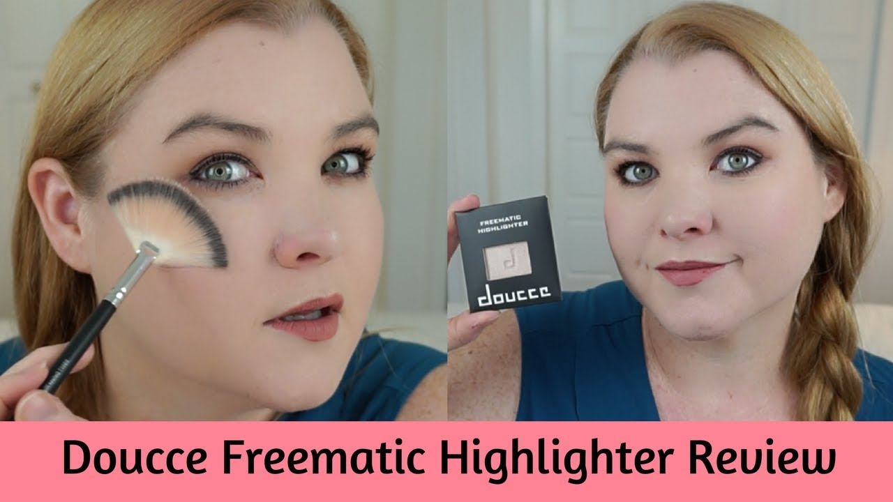 832e5b86792 Doucce Freematic Highlighter in Solstice Review and Demo - YouTube