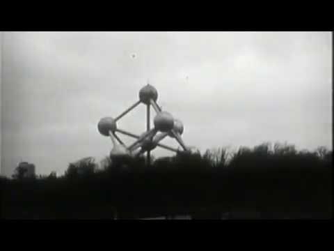 Pink Floyd - Bike (1968 Belgian TV Music Video)