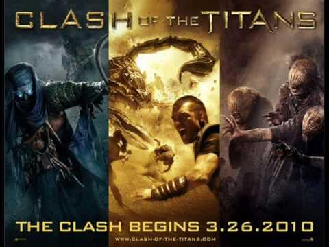 Clash Of The Titans soundtrack 2010