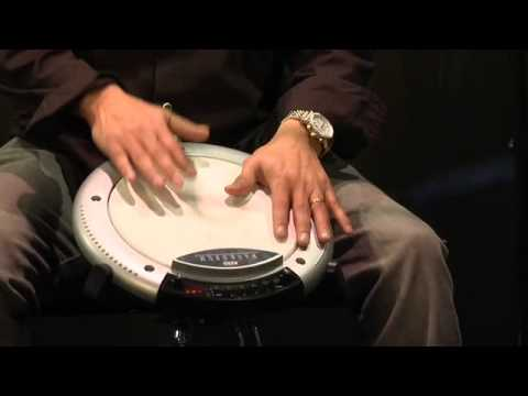 Korg Wavedrum - Available at Musician's Friend