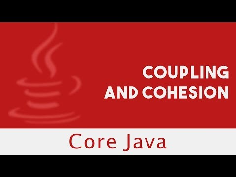 Core Java | Coupling and Cohesion | Characteristics Of Good Design | Part 43