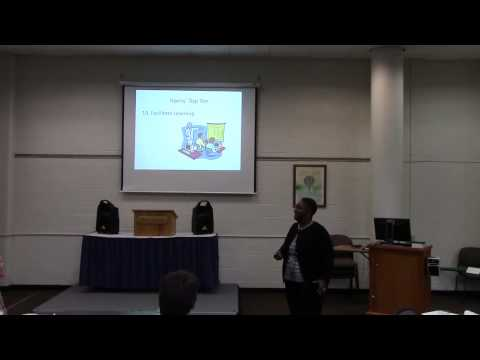 Fall 2013 Patton Lecture Series - Dr. Gene Harris