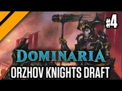 MTG Arena Dominaria Drafts - Orzhov Knights - P4 (sponsored)