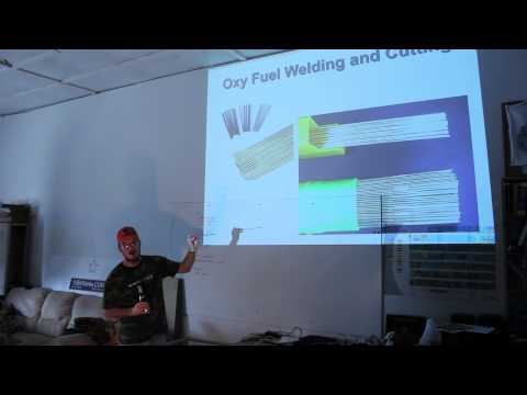 10BitWorks Heavy Metal Hackers Welding Class - Safety and Overview Part 1